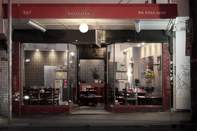 © Tanna Green Architects-Soffritto Restaurant-2