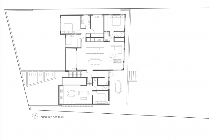 170720 Carlingford House plan